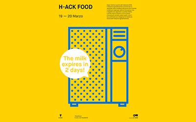 H-ACK FOOD: progetti innovativi per il mondo food