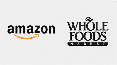 Amazon compra la catena di Whole Foods Market
