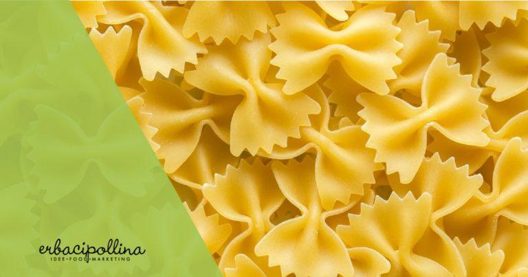 La rivoluzione dell'etichettatura della pasta
