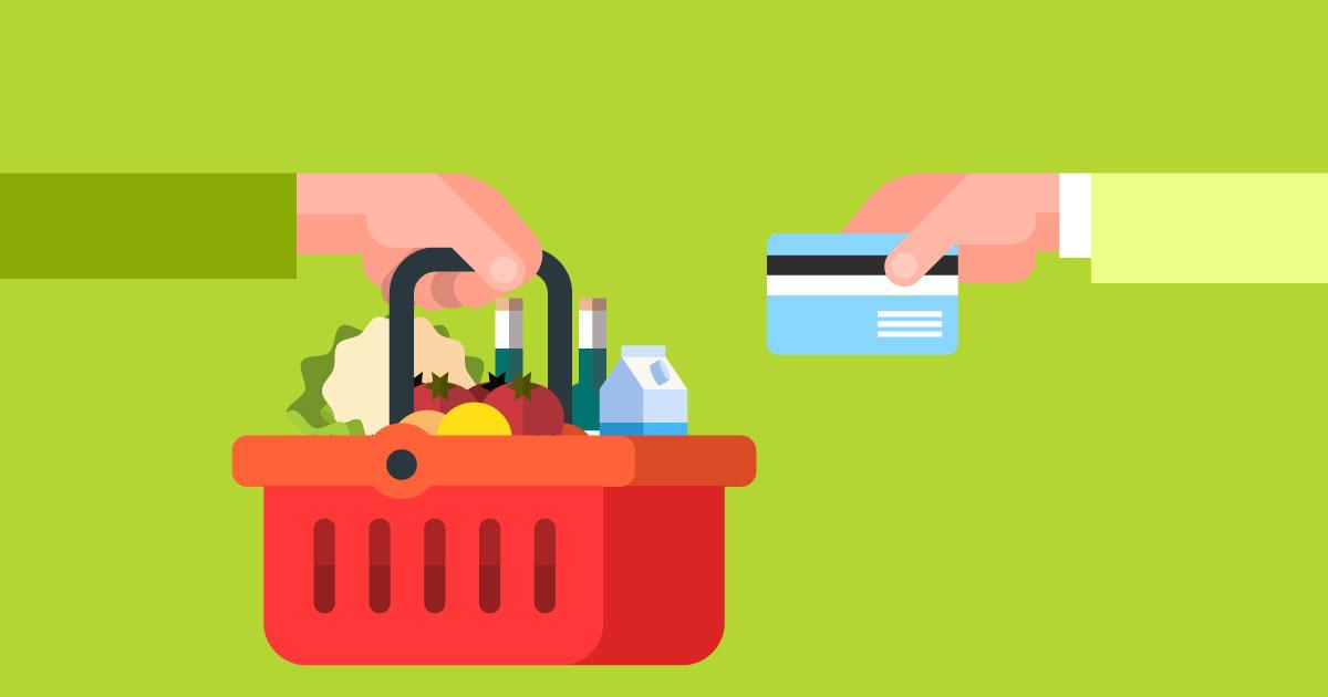 acquisto su ecommmerce alimentare di un grocery
