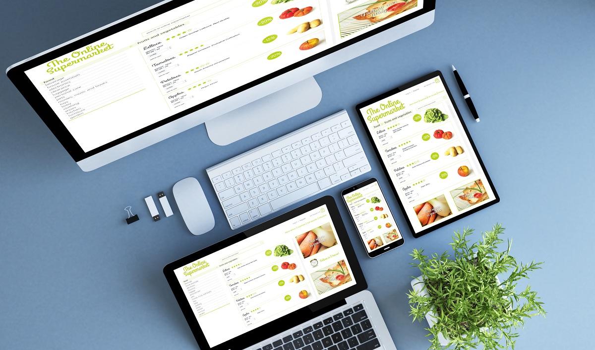 piattaforme di ecommerce food