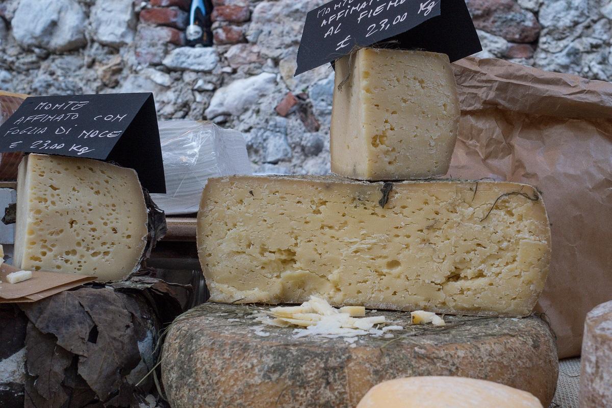i formaggi sono una leva per il marketing territoriale