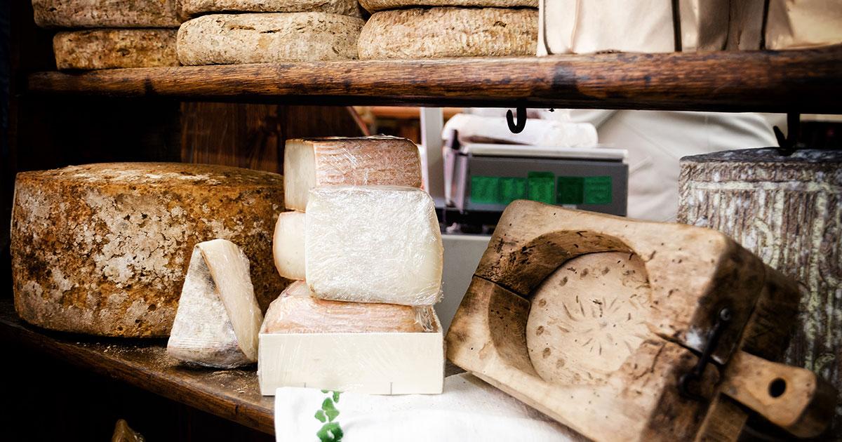 export 2018 mercato lattiero caseario