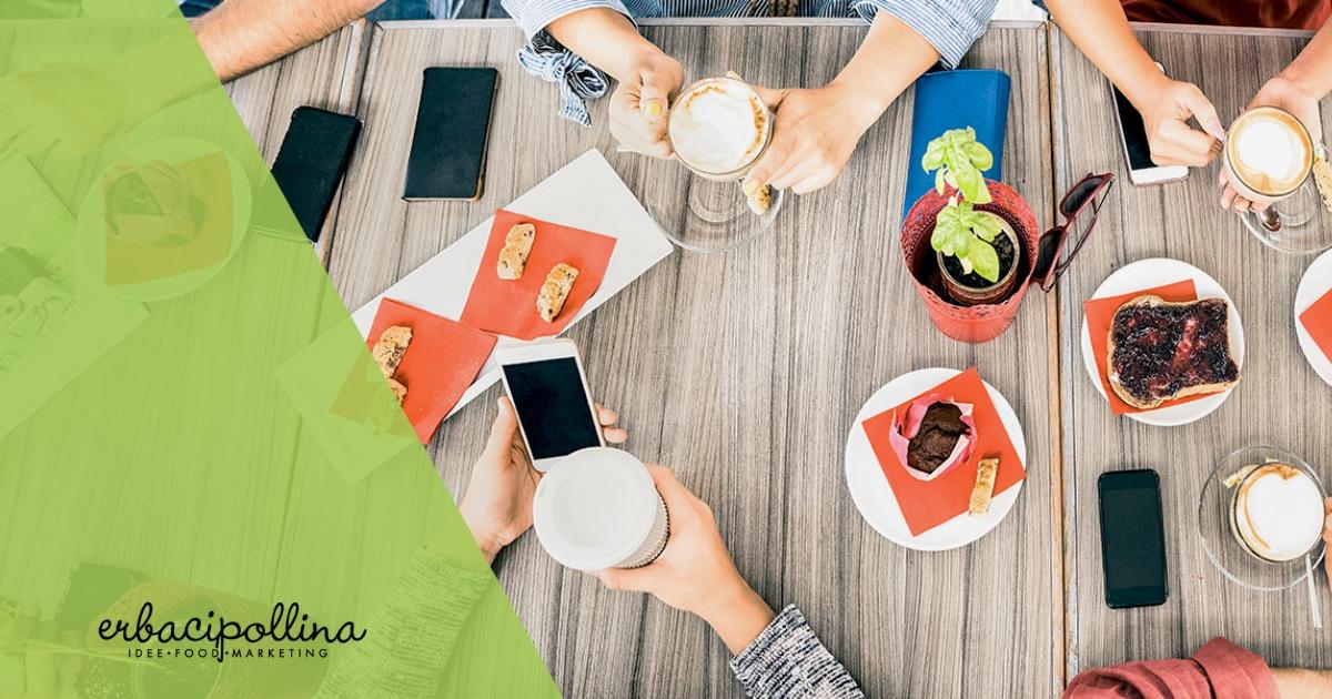 cosa cercano nel food millennials e generazione z