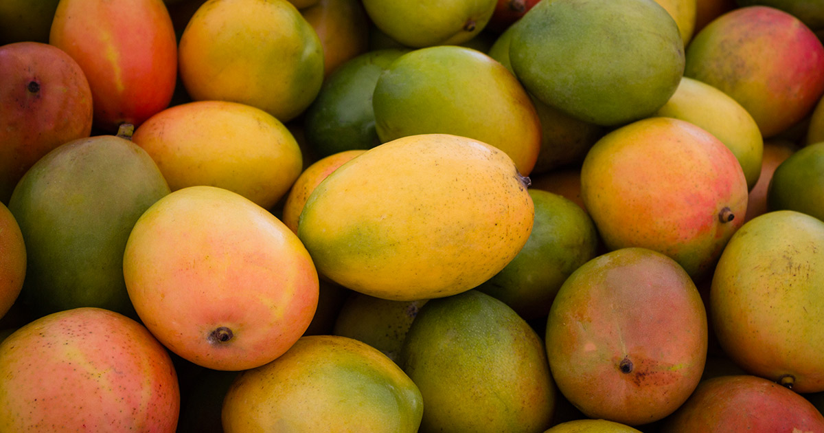 mango crescita supermercato