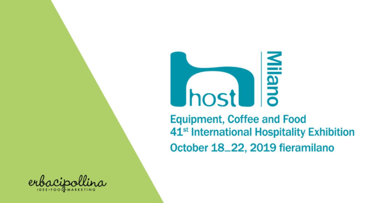 Host Milano 2019, torna l'International Hospitality Exhibition