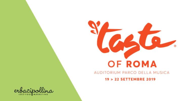 Taste of Roma 2019, il grande appuntamento con gli chef